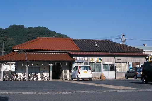 中国地方の駅舎 西三次駅
